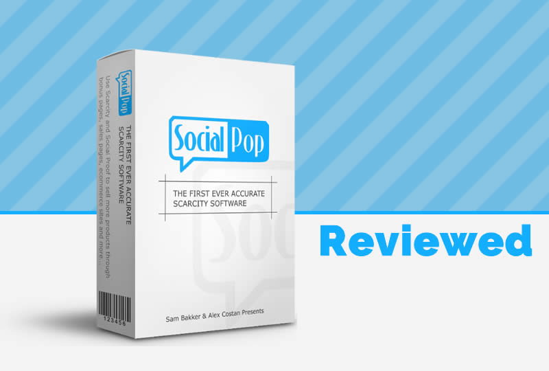 Social Pop Review