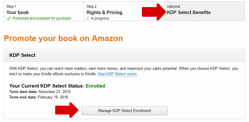 How to Promote Your Kindle Book on Amazon