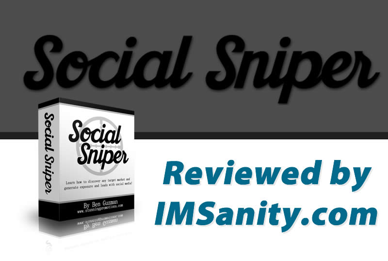 Social Sniper Review