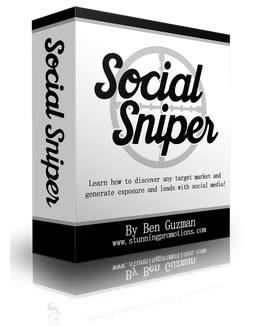 Social Sniper by Ben Guzman