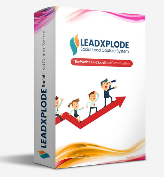 LeadXPlode Review Box
