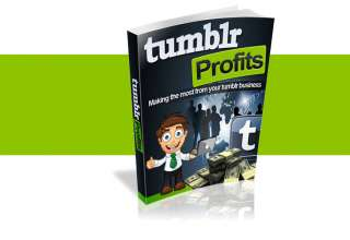 Tumblr Profits Bonus Download